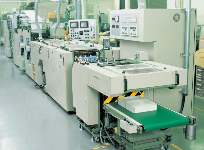 マルチ印刷機