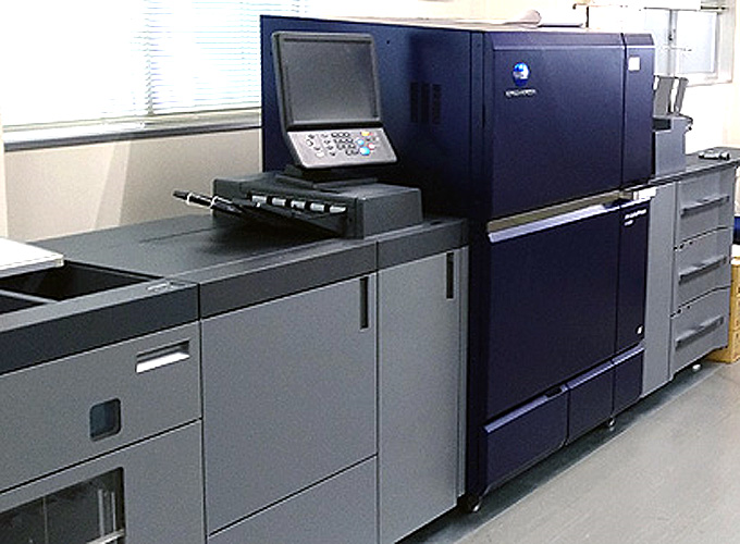 カラー専用デジタル印刷機