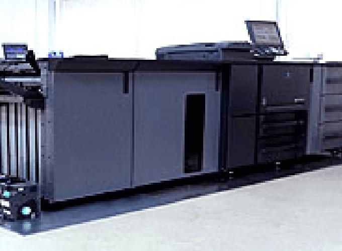 モノクロ専用デジタル印刷機