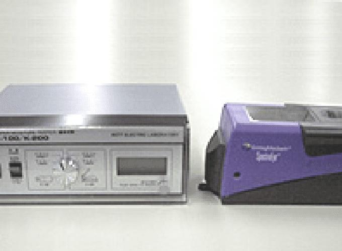紙水分計・Lab測定装置