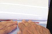 UVカット保護フィルム